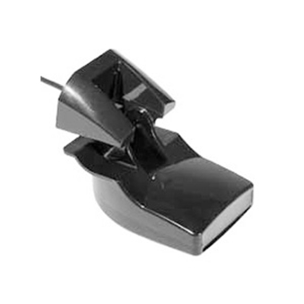 Transom Mount Dual Frequency Transducer