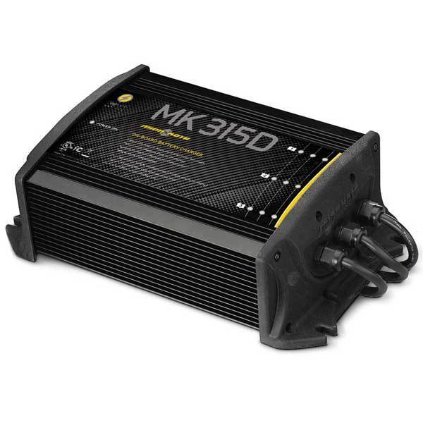 MK 315D On-Board Digital Charger, 3 Bank