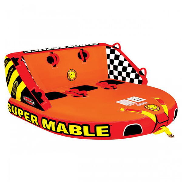 Sportsstuff Super Mable 3 Person Towable Tube West Marine