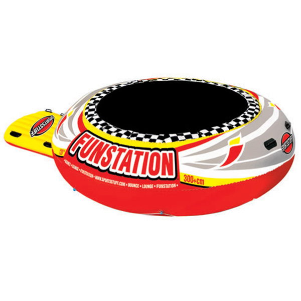 Click here for Sportsstuff Trampoline 10  Funstation prices