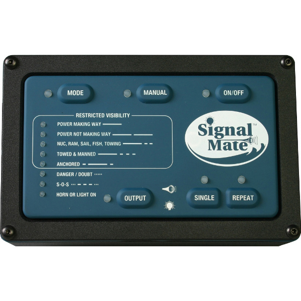 Automatic Safety Signaling Controller, Flush Mount