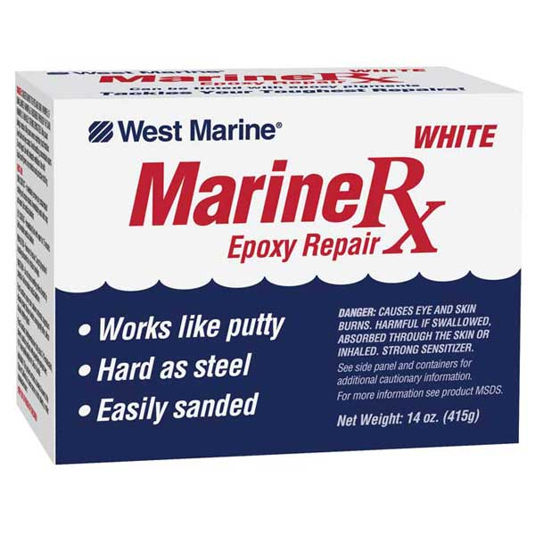 Marine Rx Epoxy Repair Kit, 14 oz.