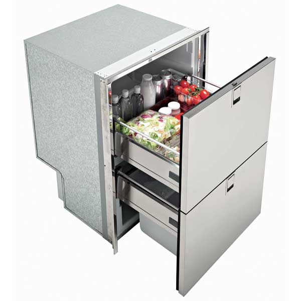 Double Drawer 160 Refrigerator/Freezer
