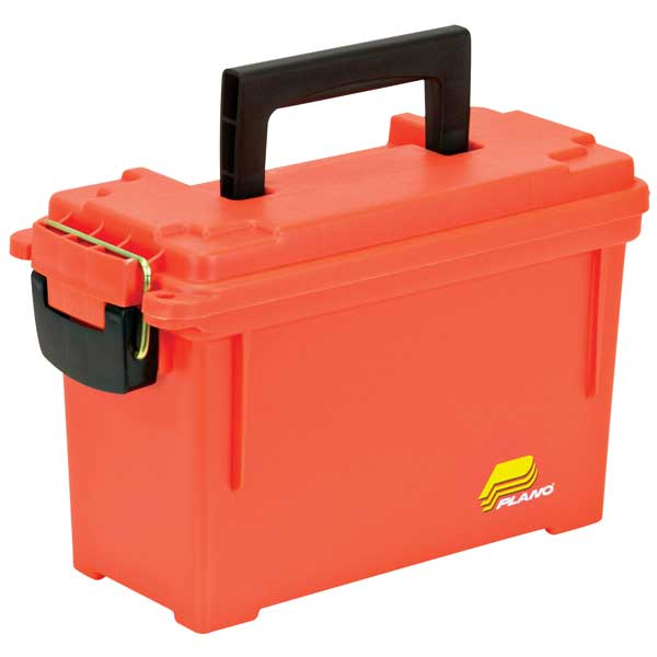 Plano small dry storage tackle box west marine for Plano fishing tackle boxes