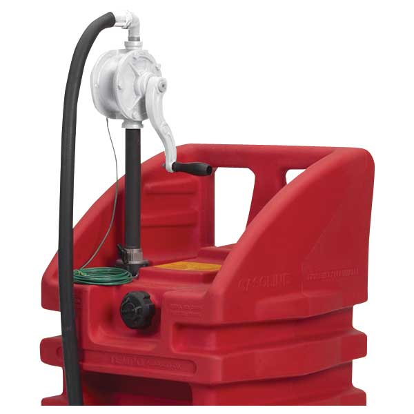 Gas Walker Rotary Pump