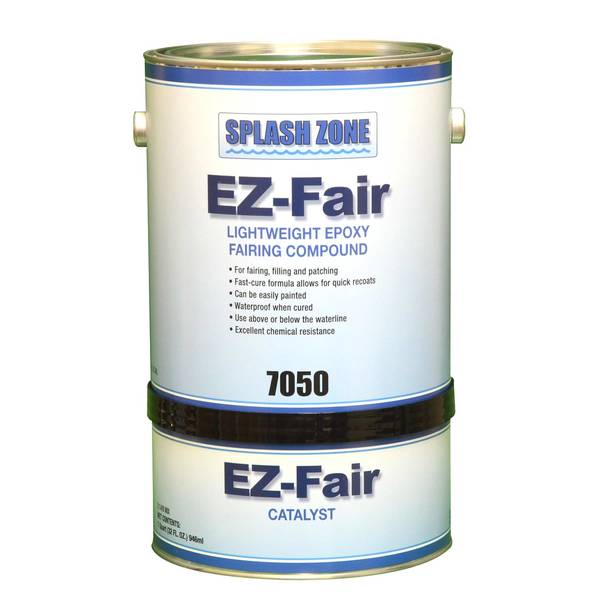 EZ-Fair Lightweight Epoxy Fairing Compound, Quart
