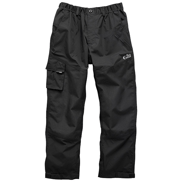 Gill Men's Waterproof Sailing Trousers, Graphite, S - Size - Small