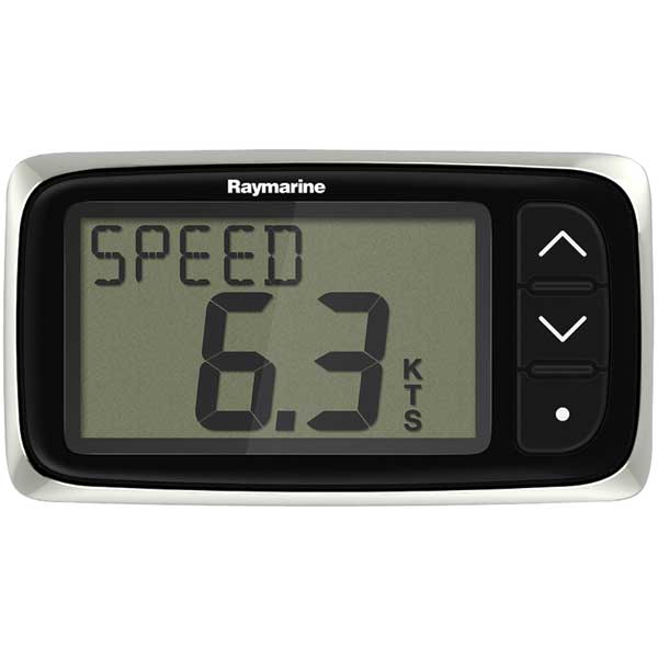 i40 Speed Instrument with Transom Mount Transducer
