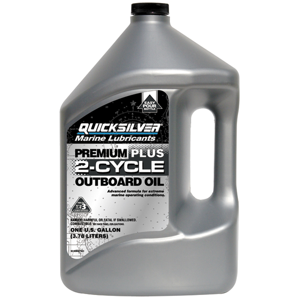 Mercury Marine Premium Plus 2 Cycle Tc W3 Outboard Oil