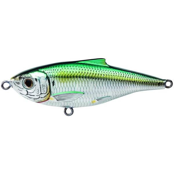 Live target lures scaled sardine twitchbait 3 west marine for Live target fishing lures