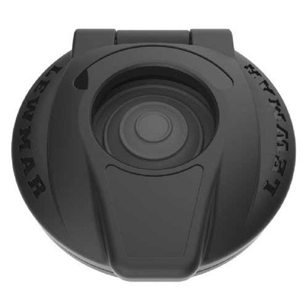 SX Open Lid Foot Switch with Black Composite Plastic Lid