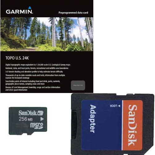 Garmin Topo Us 24k Southeast Microsdsd Card West Marine - Topo-us-24k-maps