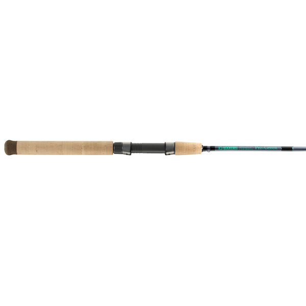G loomis 7 39 4 pro green spinning rod medium light power for Light fishing rods