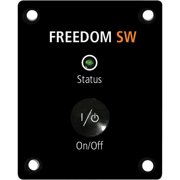 On/off Remote Control Panel with 25' Cable for Freedom SW 2000 Inverter/Charger