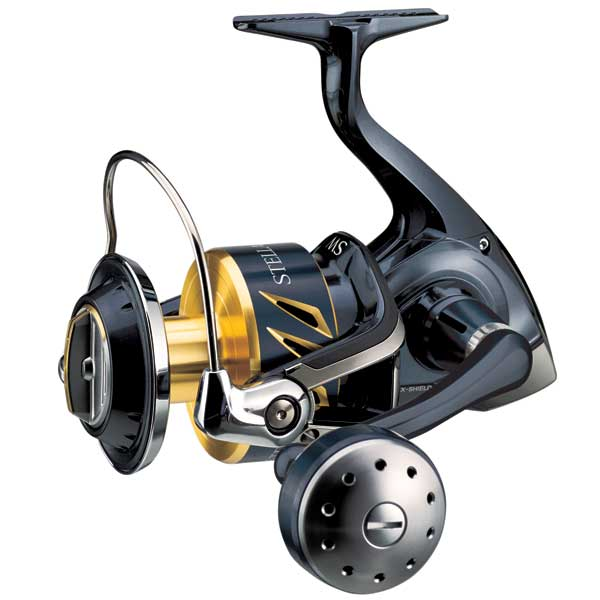 Shimano stella sw 8000 spinning reels west marine for Shimano fishing reels for sale
