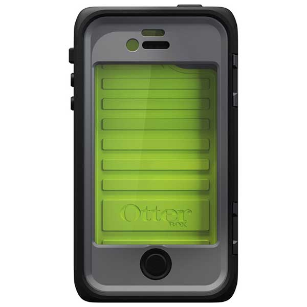 new styles 22dd0 14491 iPhone 4/4S Armor Series Waterproof Case