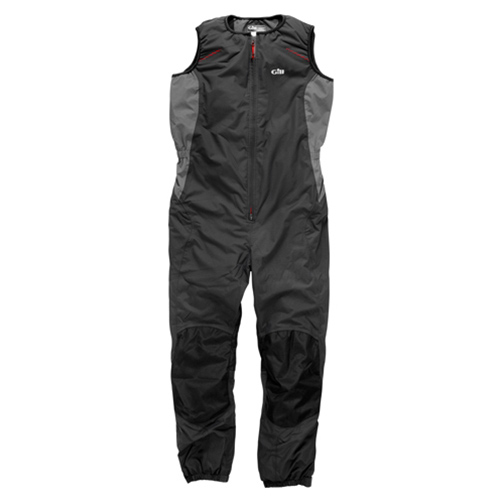 Gill Men's Crosswinds Salopettes, Graphite, 3XL