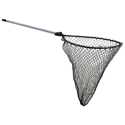"Proformance Teardrop Tangle Free Landing Net, 29"" x 34"""