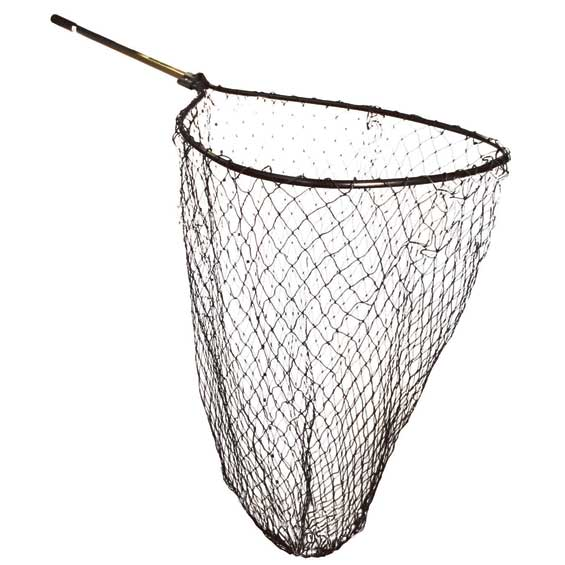 "Power Catch 72"" Tangle Free Weighted Nylon Net, 32"" x 41"""