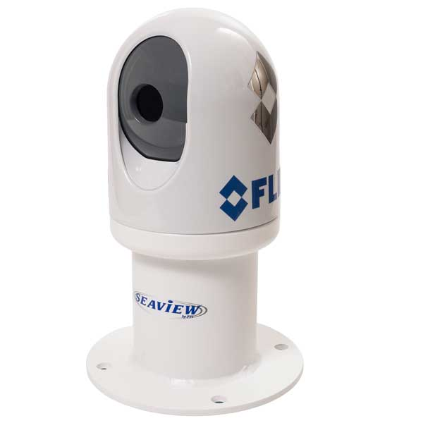 "Camera and Searchlight Mount with 5"" Riser for FLIR M-Series and Raymarine T-Series"
