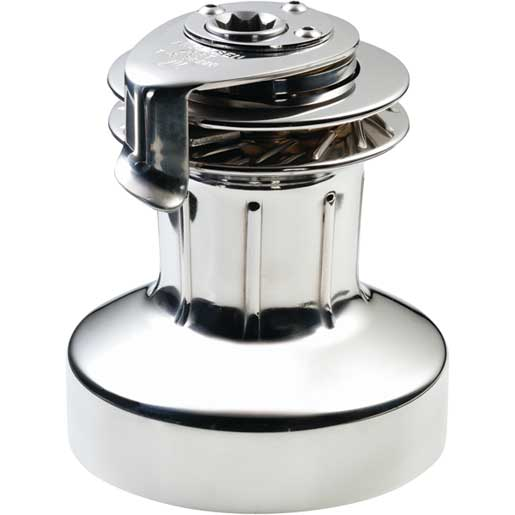 40ST Two-Speed Full Stainless Self-Tailing Winch
