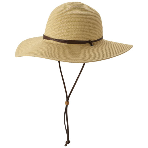 Columbia Womens Global Adventure Packable Hat Tan
