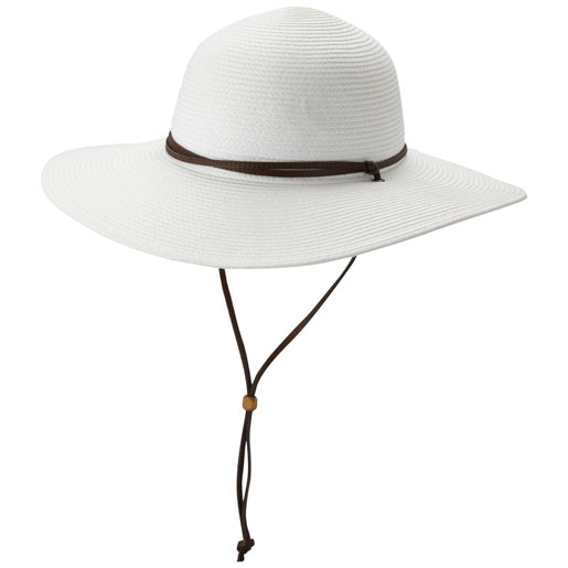 Columbia Womens Global Adventure Packable Hat White