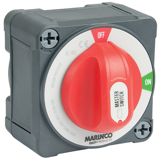 EZ-Mount Pro Installer Off/On Battery Switch