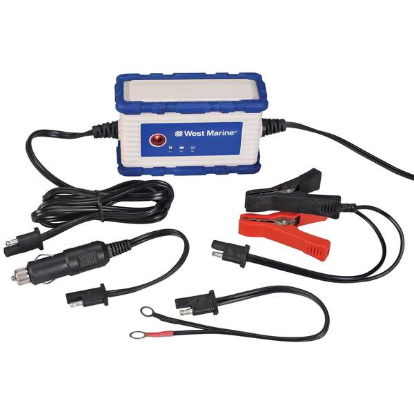 Automatic 2A Battery Charger