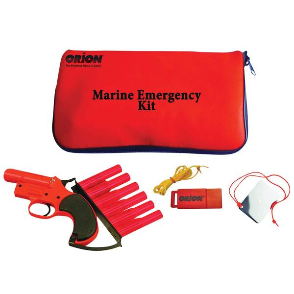 Coastal Alerter Flare Kit with Accessories