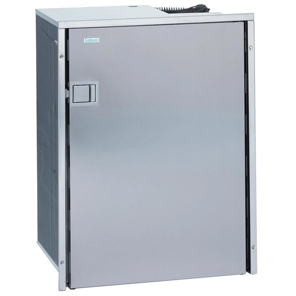 Cruise 130 Drink Stainless Steel - 4.6 cu.ft., AC/DC, Right Swing, 4-Sided Stainless Steel Flange, No Freezer Compartment