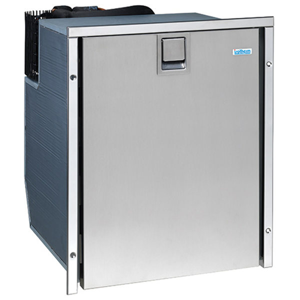 Drawer 49 Stainless Steel Refrigerator/Freezer, AC/DC
