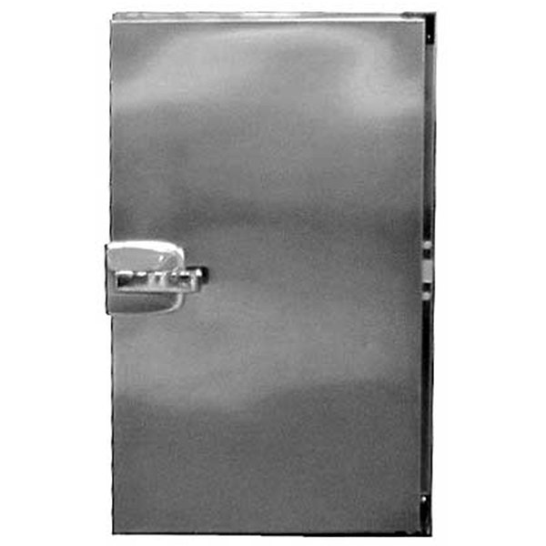 42 Stainless Steel Refrigerator, DC