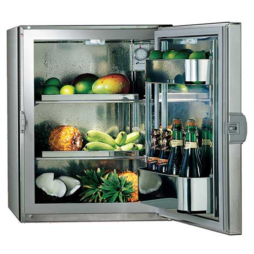 60 Series Stainless Steel Refrigerator, DC