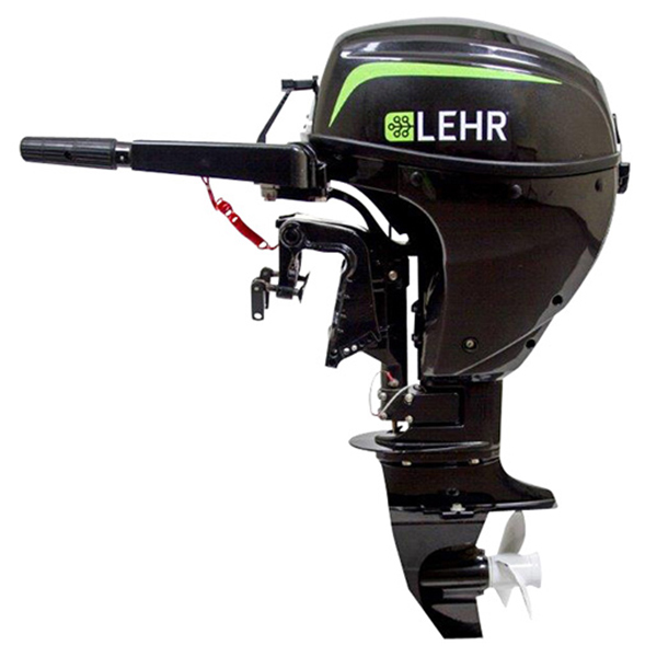 9 9hp Propane Powered Outboard Engine, Long Shaft, Internal Electric Start