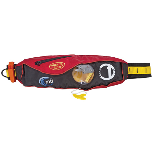 Mti Fluid 2.0 Inflatable Life Jacket Belt Pack