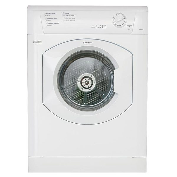 Compact Clothes Dryer 120V White
