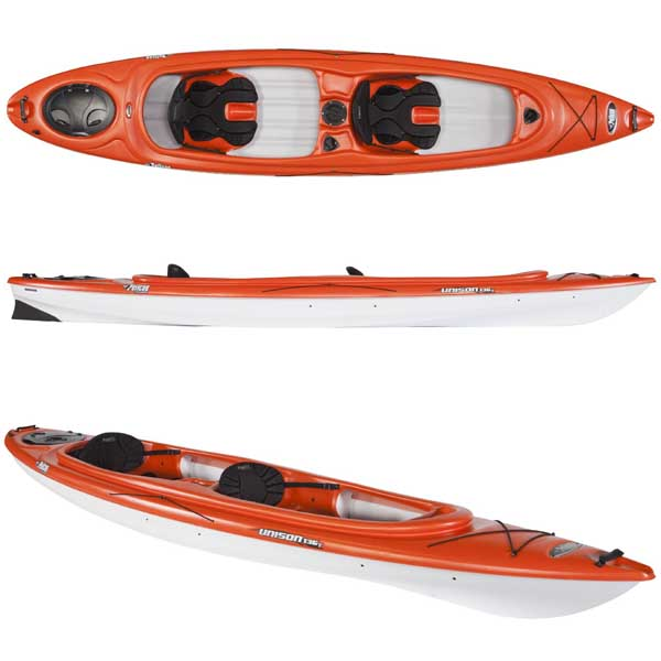 "Q Kayaks Penguin Review PELICAN 13'6"" Uni..."