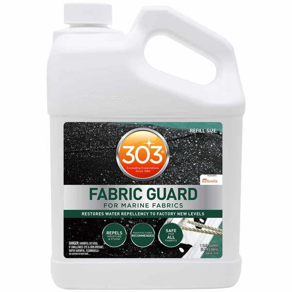 303® Marine & Recreation Fabric Guard™ , Gallon
