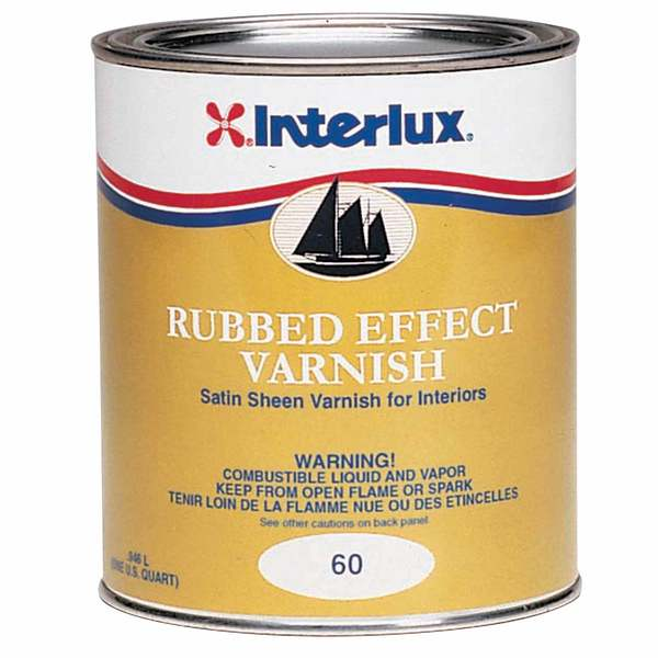 Rubbed Effect Varnish, Pint