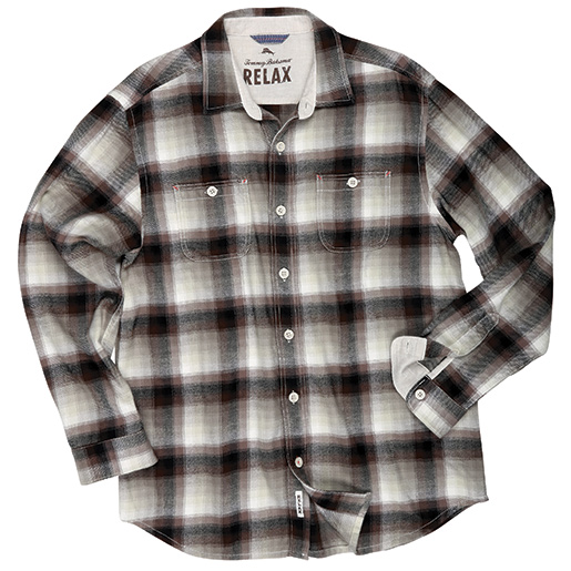 Men's Fauntleroy Flannel Shirt