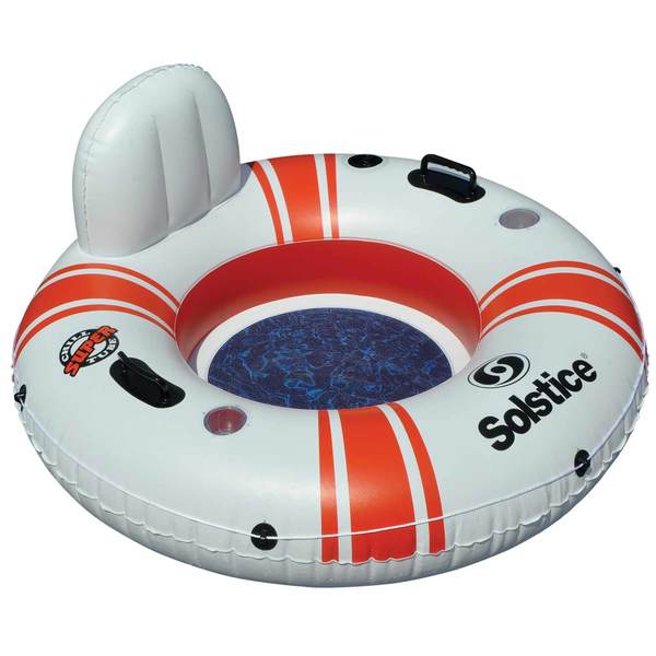 Super Chill 1-Person Inflatable Float