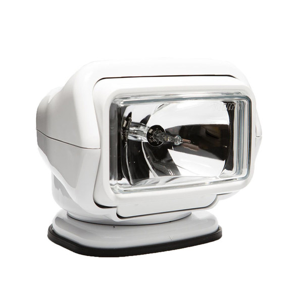 Stryker™ Halogen Searchlight with Wireless Dash Mount Remote, 24V, White