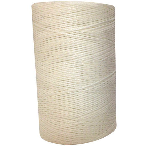 No. 4 Waxed Whipping Twine, White