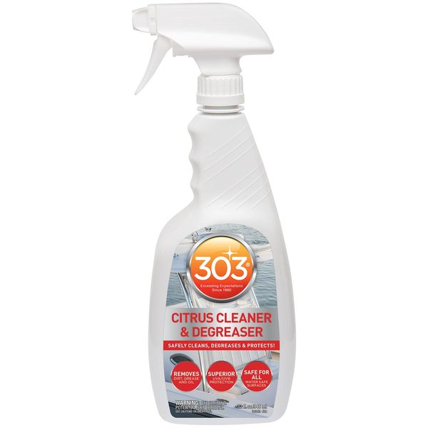 303® Marine Citrus Cleaner & Degreaser, 32oz
