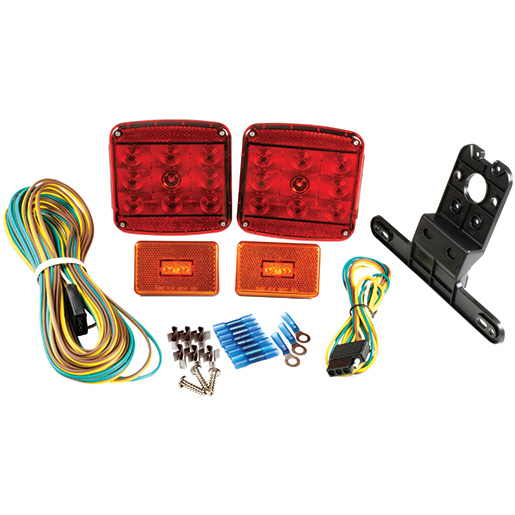 Grote Industries Submersible Led Trailer Lighting Kit With