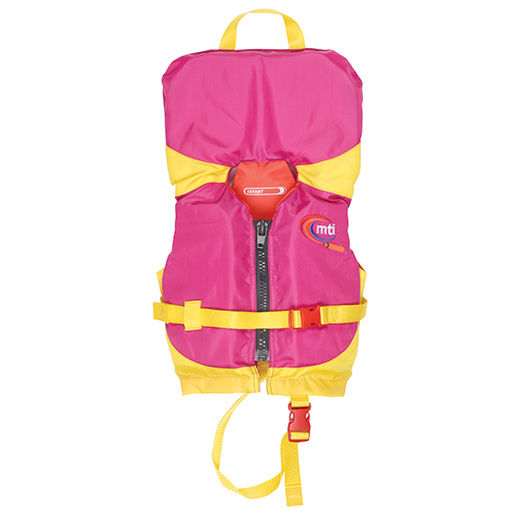 Mti Adventurewear Infant Life Jacket With Collar West Marine