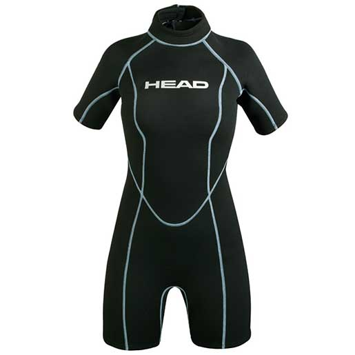 Head Women's Wave Shorty Wetsuit, 2.5mm, Size 4
