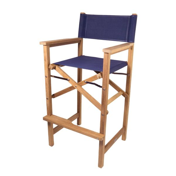 Teak Folding Captain S Chair