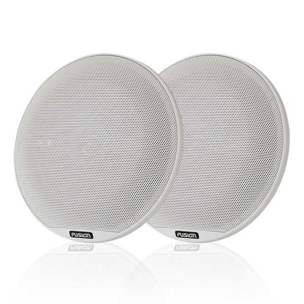"""Image of Fusion Entertainment SG-F77W 280W Coaxial Classic Marine Speaker, 7.7"""""""